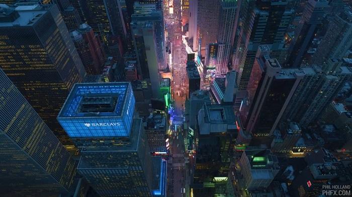 摄影师体验12K拍摄装备:一亿像素的纽约美如画