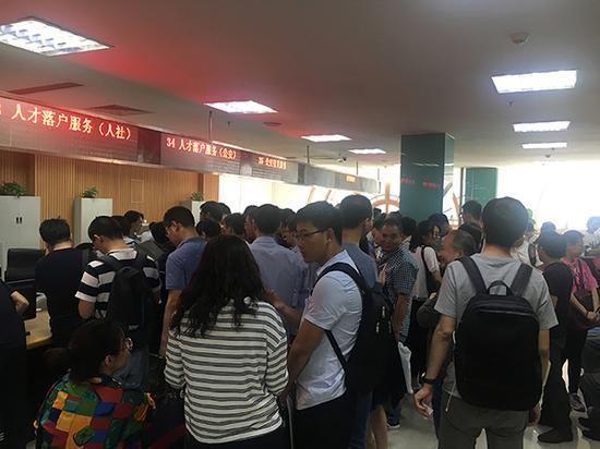 天津人才落户办理流程细化:无工作无房需先调档