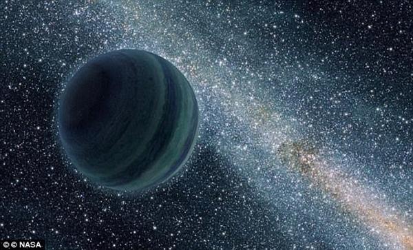 太阳系真的存在第九颗行星?竟然比冥王星更远