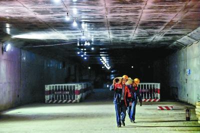 北京年内推城市综合管廊标准 地下管廊集纳18种管线