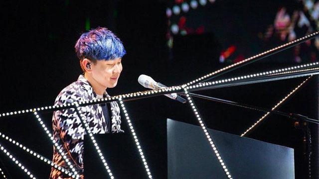 林俊杰北京开唱与粉丝嗨翻全场
