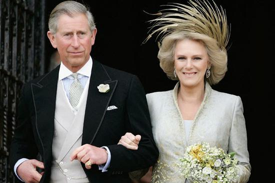 查尔斯王子与卡米拉