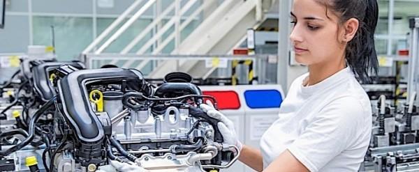 大众匈牙利投产新型1.0升三缸汽油发动机 可减排90%