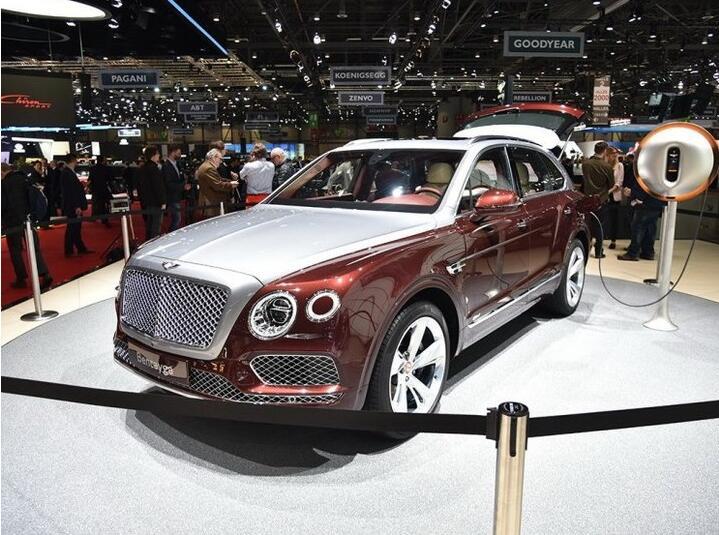 五年内推出纯电动慕尚 宾利启动新能源车规划