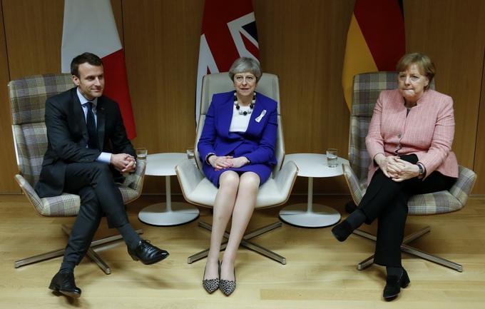 """应对美国""""退群"""" 欧洲三国联手中俄挽救伊核协议"""