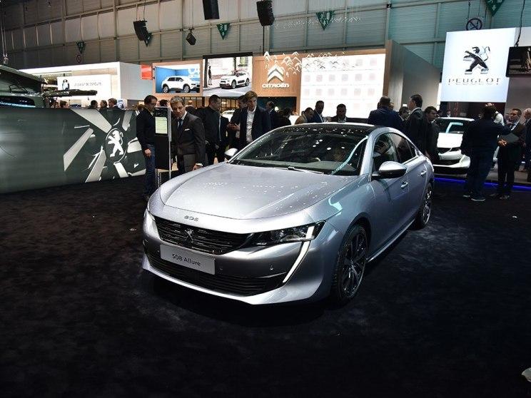 全新一代东风标致508国产版有望2019年初上市
