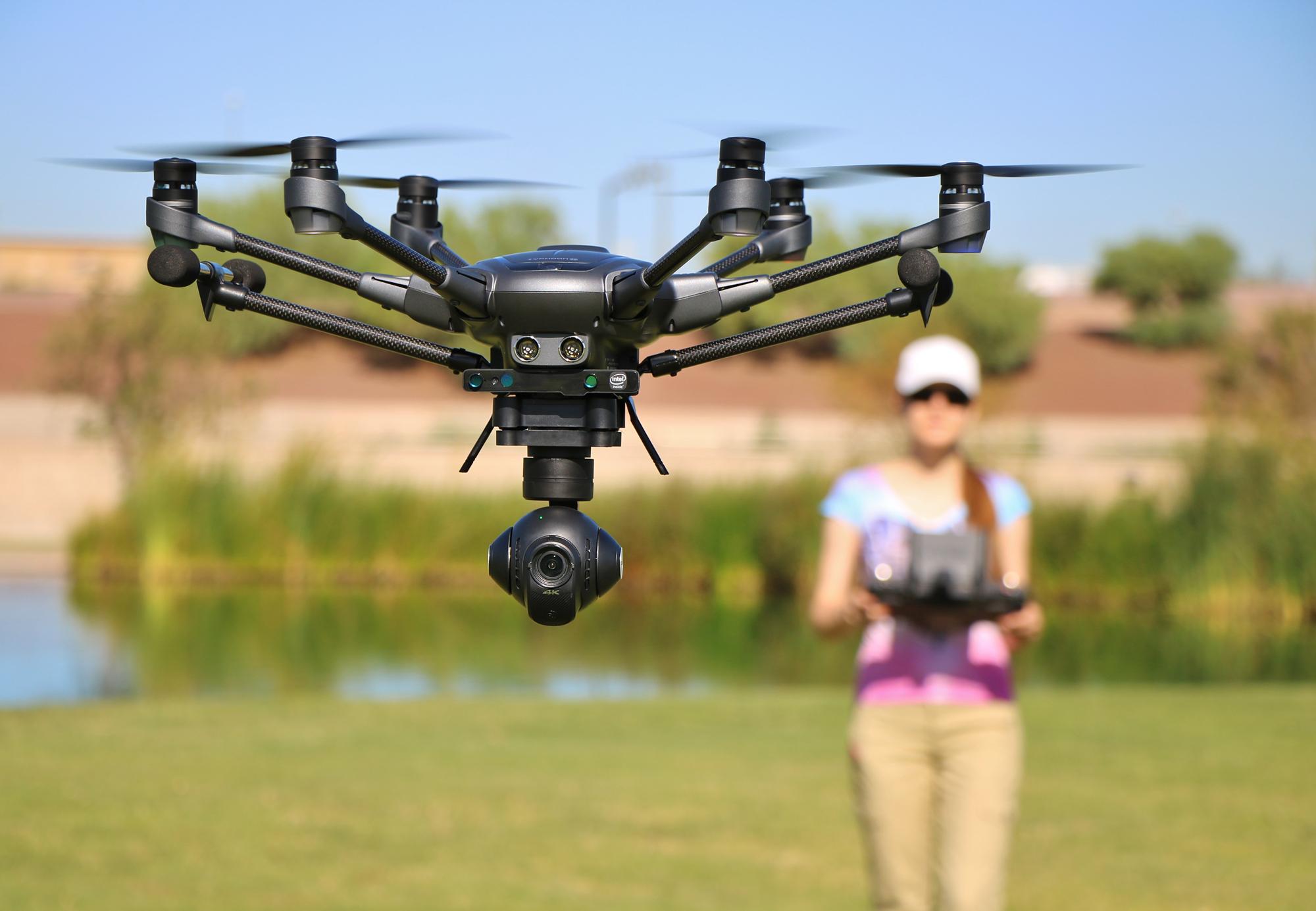 娱乐智能无人飞行器制造被纳入文化新业态