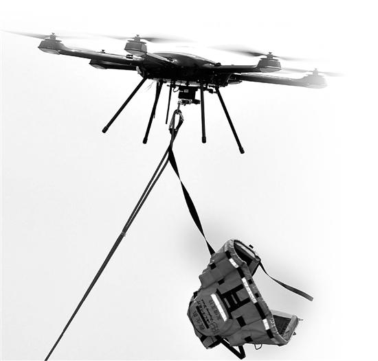抓捕、处突、灭火、救援…… 警用无人机织起天罗地网
