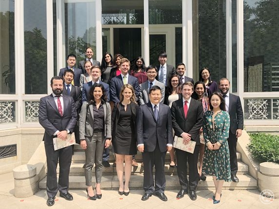 Harvard Kennedy School Youth Leaders Delegation Visits the CPAFFC