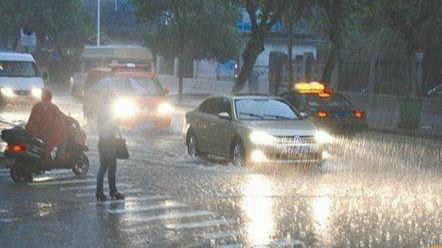 暴雨蓝色预警:四川重庆等六省份局部有大到暴雨