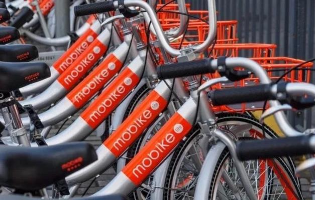 摩拜单车进入印度浦那 每200米设置一个停车点