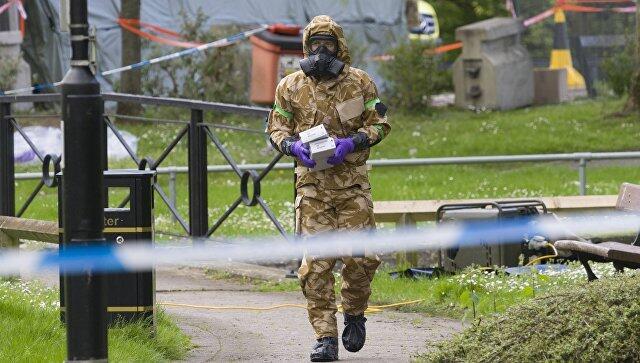 """俄外交部谈""""斯克里帕利中毒案"""":英国总是将其罪行嫁祸于他国"""