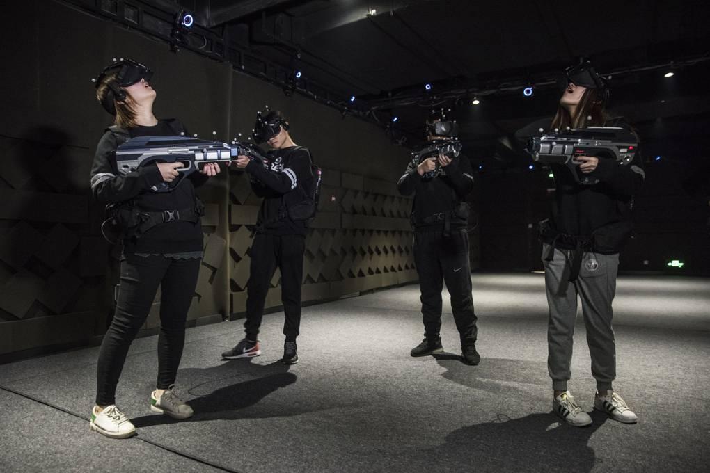 Wired:VR热度回归理性 中国主题乐园带来新契机