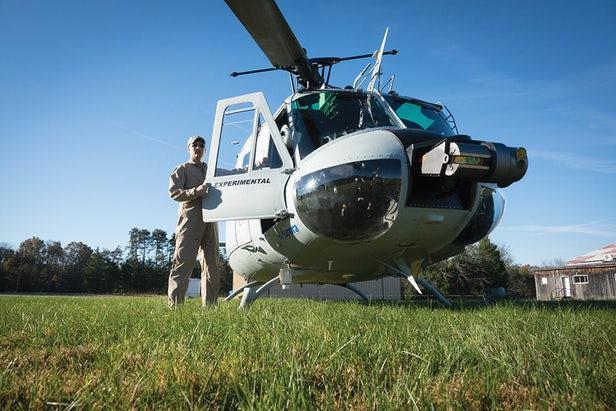 极光公司与美海军合作实现首次自动化货运飞行