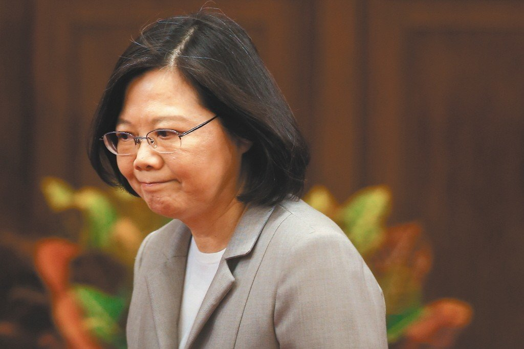 蔡英文上台两年 台媒:民进党完全执政,台湾全面倒退