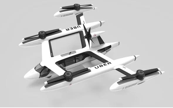 """飞行器将会""""漫天飞舞""""  无人机交管系统也来了"""