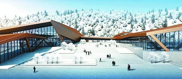 滑雪爱好者又多一个好去处 冬奥冰雪小镇进入建设期