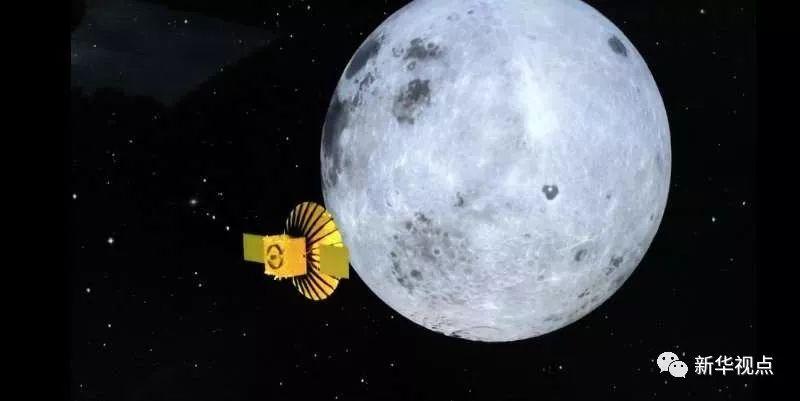"""""""嫦娥""""未动 """"鹊桥""""先行——看中国如何为月球背面建探月通信""""服务区"""""""