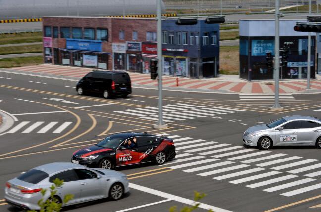 现代Mobis:2020年前完成自动驾驶传感器研发