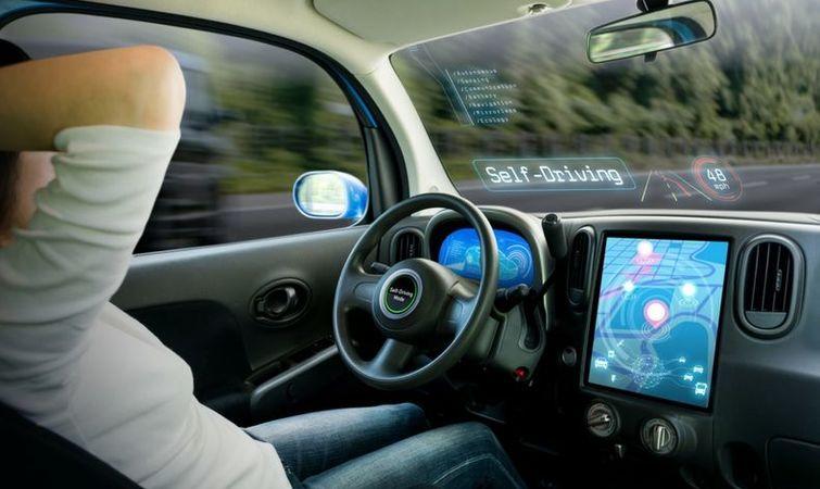 大规模量产?英特尔拿下自动驾驶汽车芯片大订单