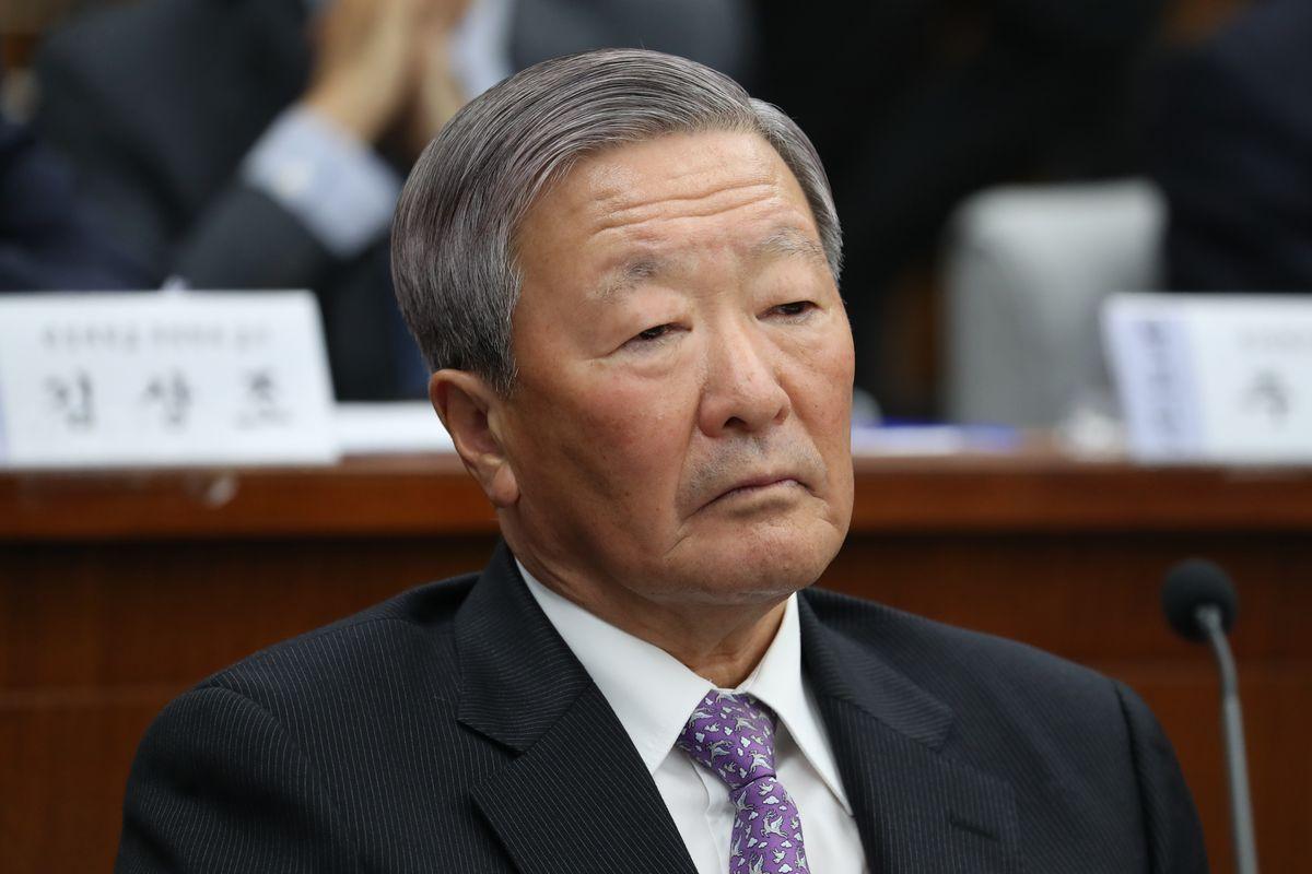 LG会长去世:潘基文悼念 他是一个善良诚实的人