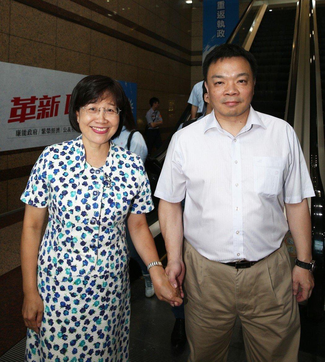 国民党台南市长参选人出炉 高思博将代表蓝营对阵黄伟哲