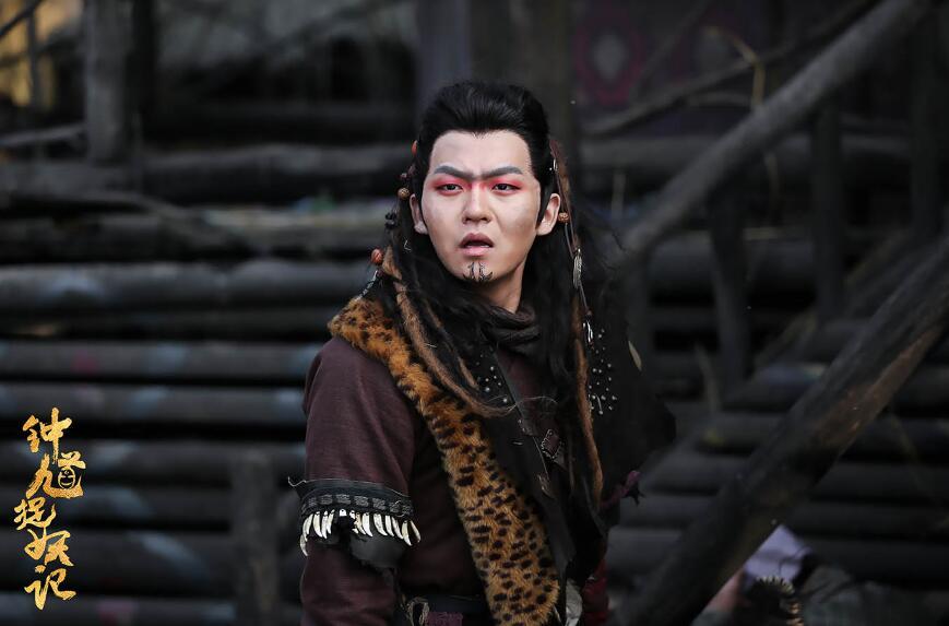 《钟馗捉妖记》定档6月4日 武麟热血演绎魔族少年