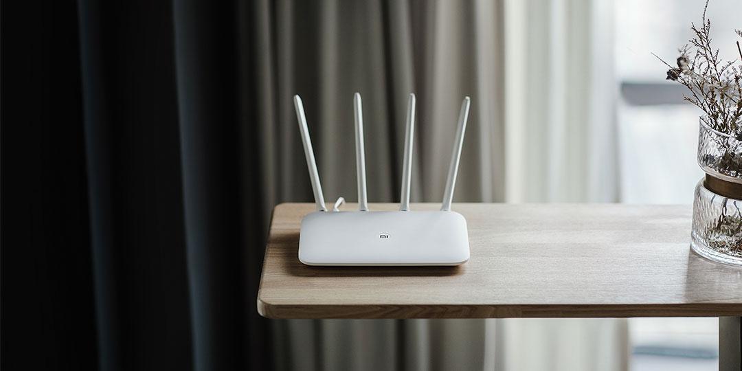 小米路由器4发布:光纤级全千兆 新增MiNET功能