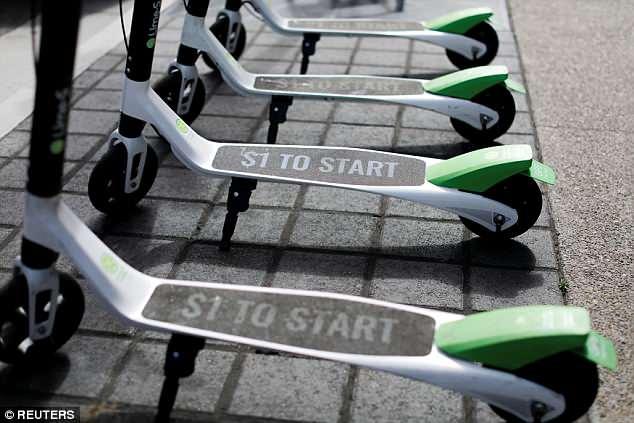 美打车公司Lyft有意进军共享电动滑板车业务