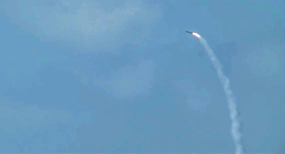 美媒:俄核动力导弹试验失败 最长飞了35公里