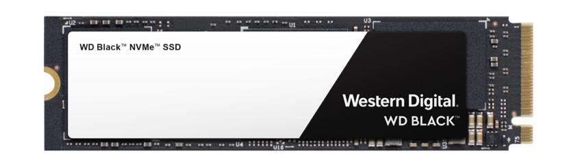 为游戏而生 西部数据发布Black 3D NVMe SSD