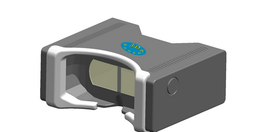【5G+3D专栏(十一)】一款不感晕眩的立体眼镜
