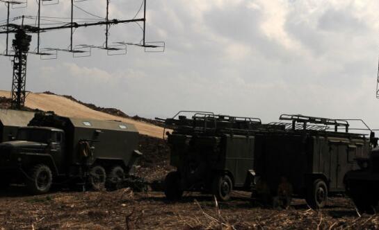 俄罗斯驻叙利亚赫迈米姆基地击落一架无人机