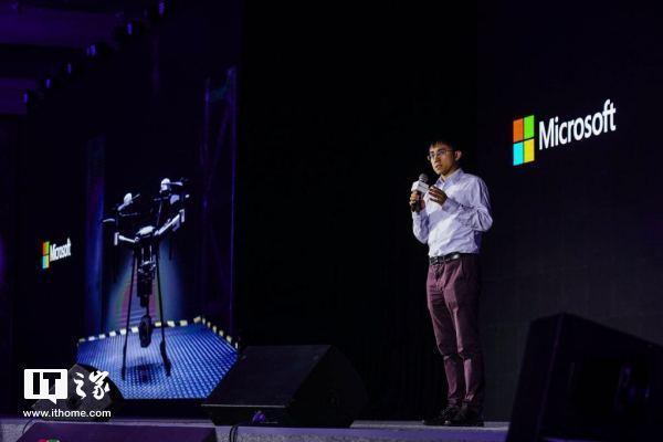 微软宣布与大疆合作:未来无人机更智能