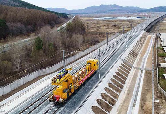 哈牡高铁即将建成 哈尔滨至牡丹江行程缩至1小时