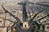 全球最美9个城市俯视图:你喜欢哪个