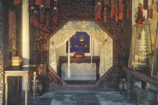 北京故宫储秀宫率先启动照明系统