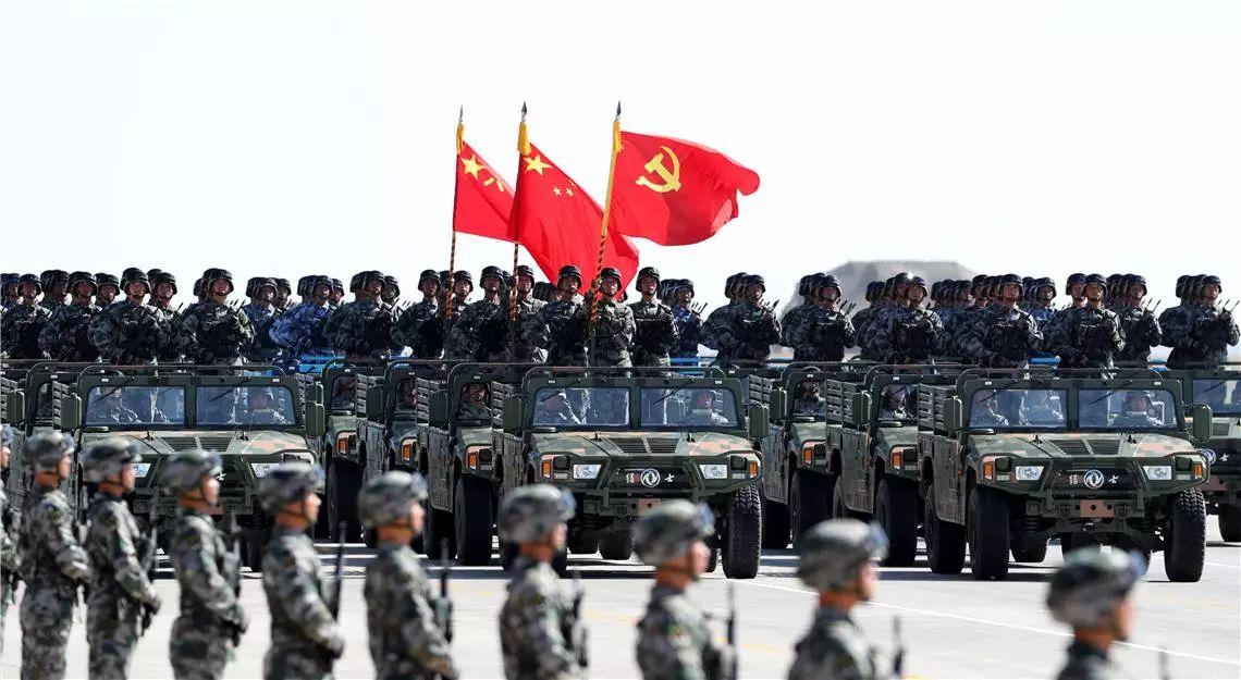 尊严是靠打赢得来的!人民陆军将续写新的更大辉煌!
