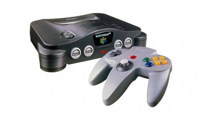 """任天堂注册""""N64""""商标 迷你款N64也要来了?"""