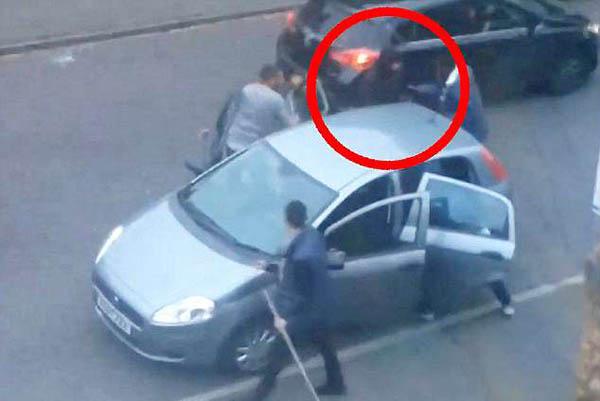 英男子遭四名暴徒砍杀 警方仍全力追捕漏网逃犯