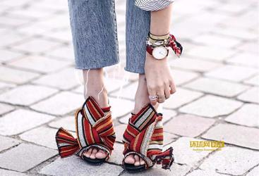 夏天最舒适时髦的鞋莫过于它