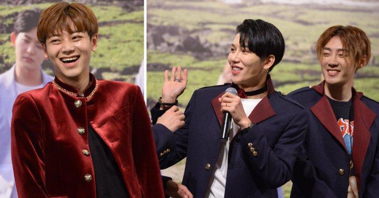 英媒:中韩合作偶像组合男团T.E.N正式出道