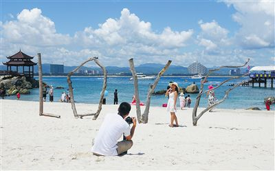 """海南加速旅游标准化建设 踏着标准化""""步伐""""迈向品质游"""