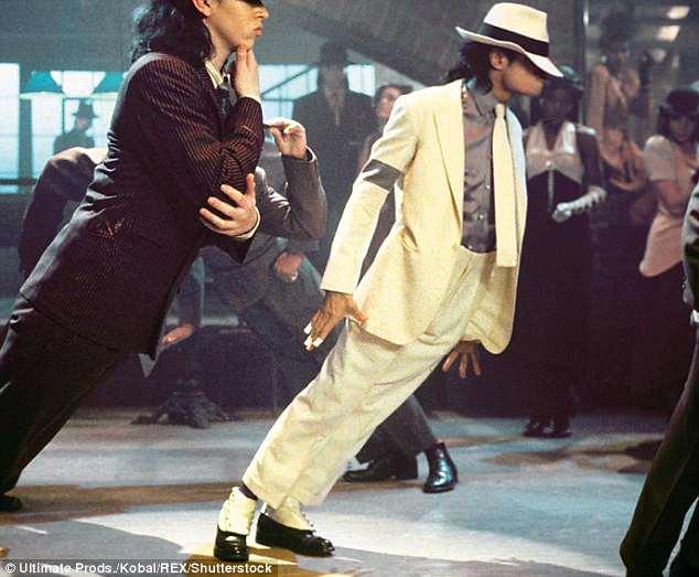 模仿迈克尔杰克逊45度倾斜舞有风险 可造成脊柱损伤