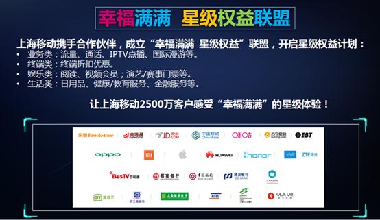上海移动517电信日 星级权益联盟助力提速降费