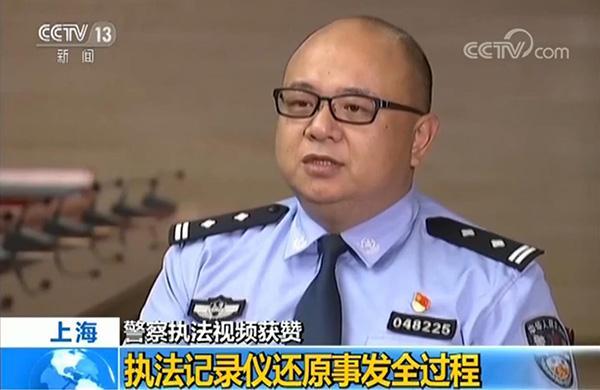 """央媒点赞上海民警执法:强调执法""""硬度""""并非""""不文明执法"""""""