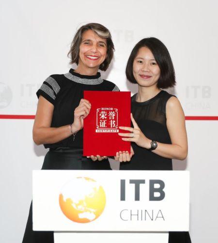 巴黎机场亮相ITB CHINA,讲述现代机场新理念