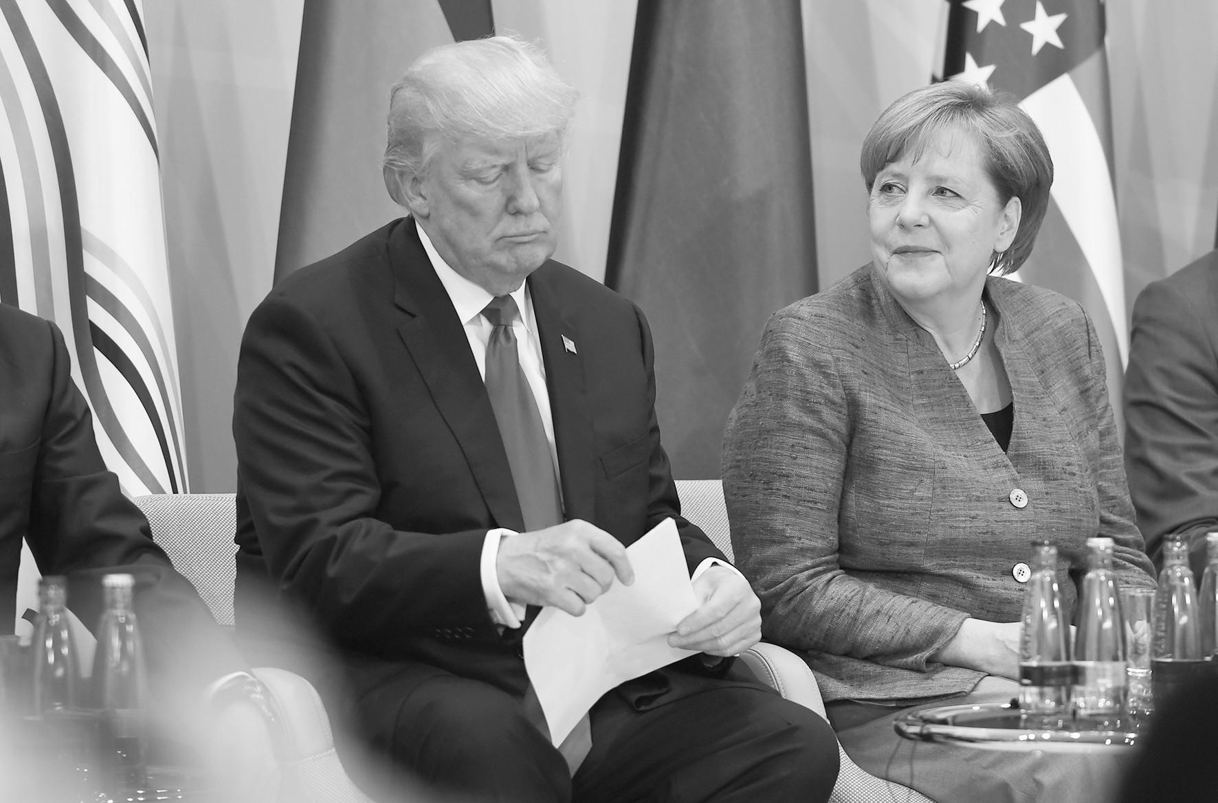 特朗普的不屑,让欧洲很受伤