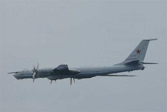 俄反潜巡逻机紧贴日防空识别圈进入日本海飞行