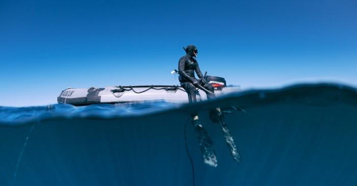 电力场使全新防鲨装置脱颖而出